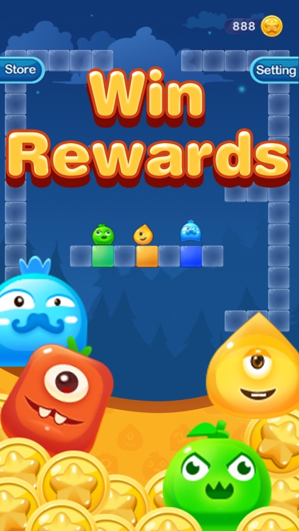 Bubbles Reward - Win The Game