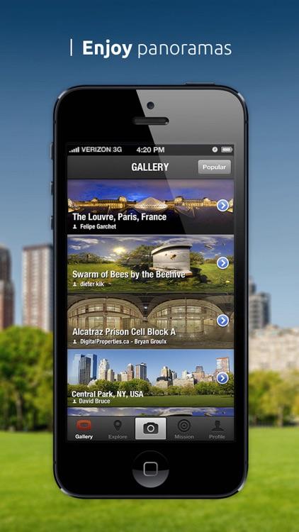 Panorama 360 Cities
