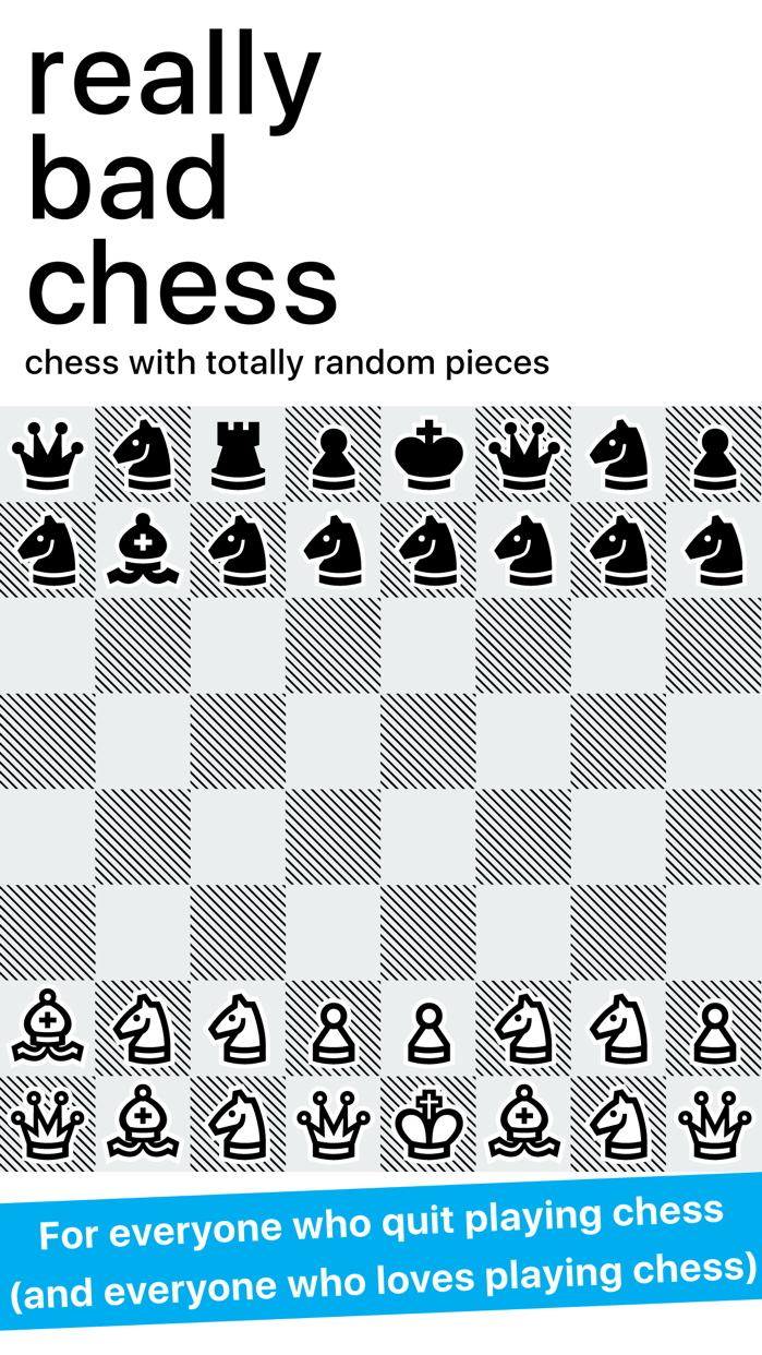 Really Bad Chess Screenshot