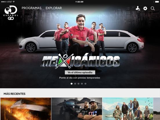 Discovery en Español GO screenshot 6