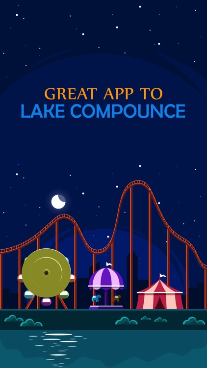 Great App to Lake Compounce