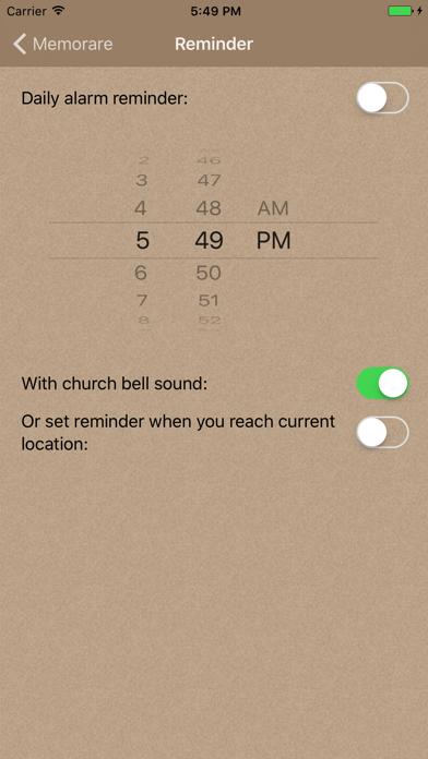 Catholic Short Prayers Lite screenshot four