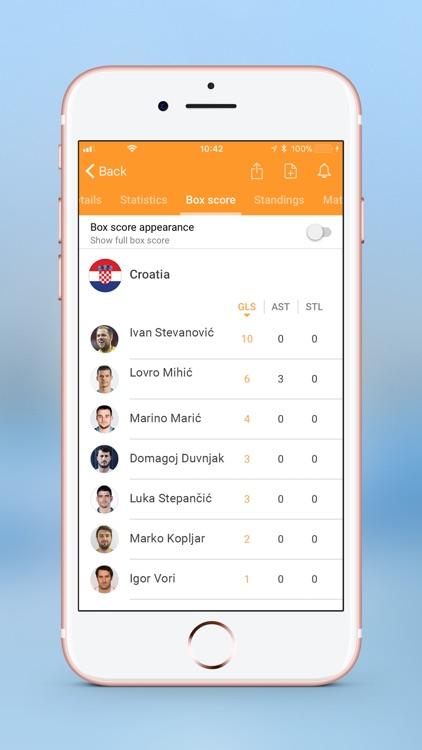 Handball LIVE screenshot-3