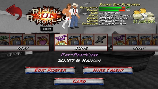 download wrestling revolution 3d for pc