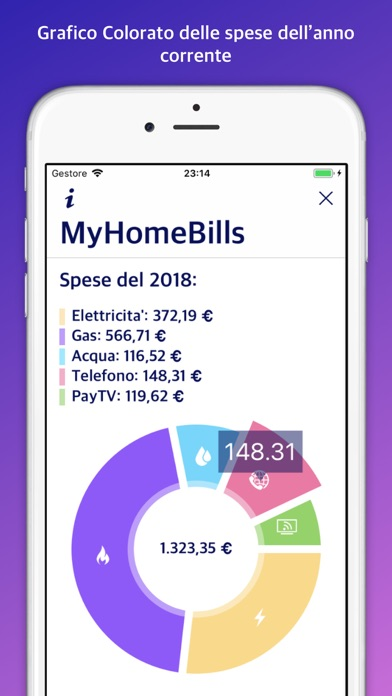 My Home Bills: Le mie Bollette