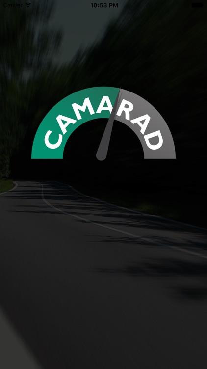 CAMARAD - Speed radars and red light cameras alert