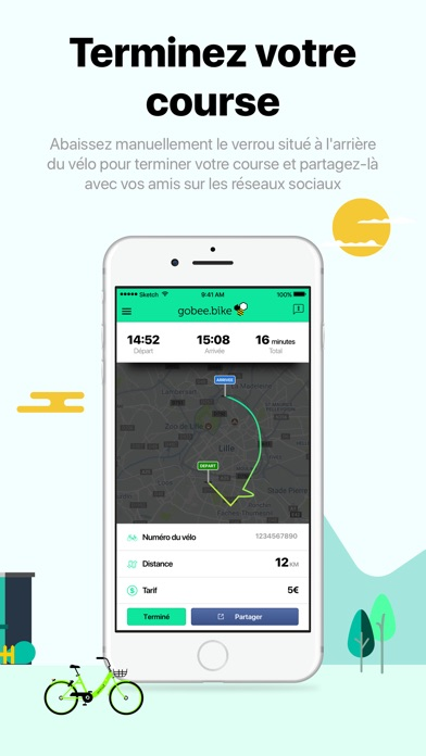 download GoBee Bike apps 0