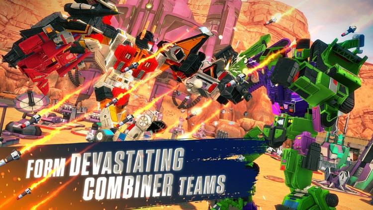 Transformers: Earth Wars screenshot-3