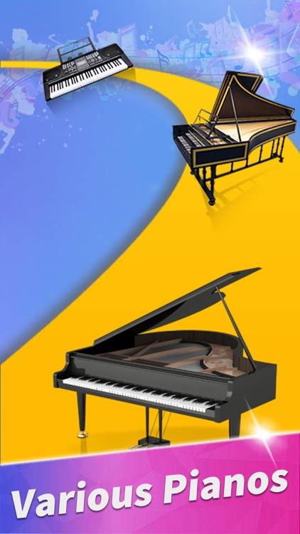 Magic Music Tiles: Piano Dream screenshot-6
