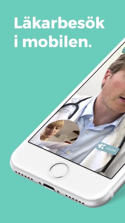 KRY - Läkarbesök i mobilen screenshot-0