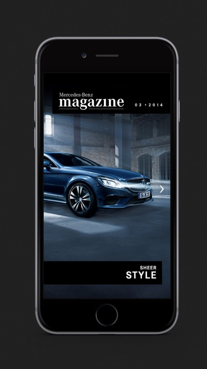 Mercedes-Benz Magazine screenshot-0
