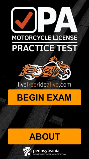 PA Motorcycle Practice Test On The App Store