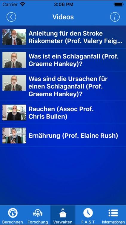 Stroke Riskometer German Lite screenshot-3
