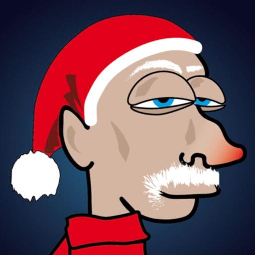 Lazy Santa Claus