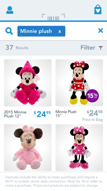 Shop Disney Parks screenshot-3
