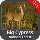 Big Cypress National Preserve - GPS Map Navigator icon