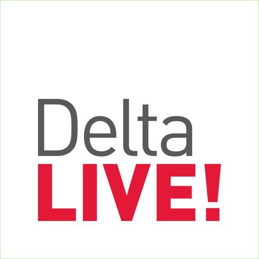 Delta LIVE! icon