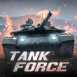 Tank Force: 3D Tank Games