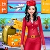 Cabin Crew Game: Girl Manager