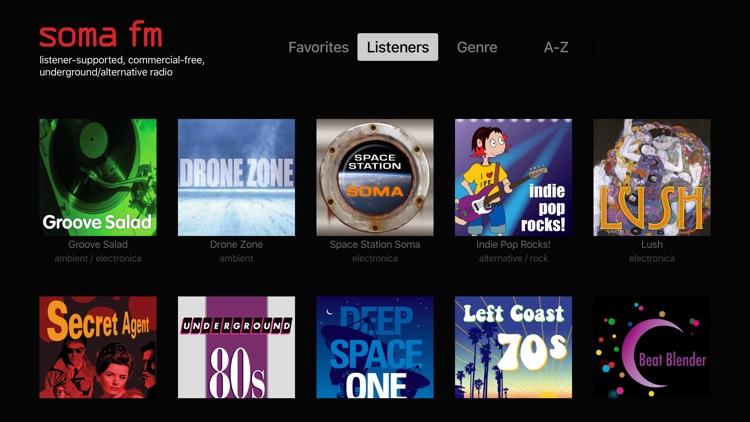 Music Players, Trivia, Education and Streaming on Apple TV