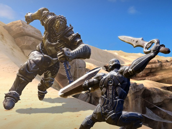Screenshot #4 for Infinity Blade III
