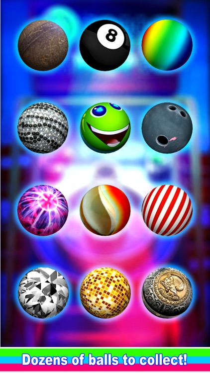 Ball-Hop Bowling screenshot-1
