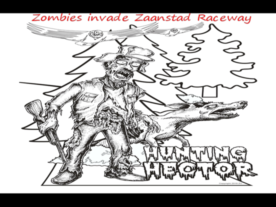 Racing Riders Z - Zombie Road screenshot 7