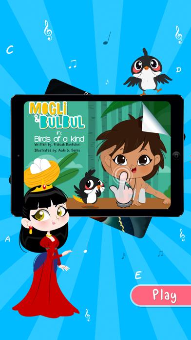 Bulbul-Stories,Rhymes for kids screenshot three