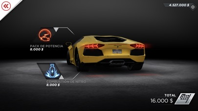 Screenshot for Need for Speed™ Most Wanted in Spain App Store