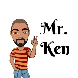 Mr. Ken - Sticker Pack
