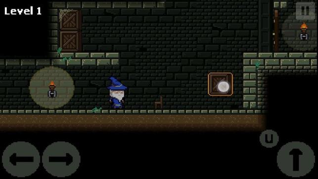 Merlins Adventure Screenshot