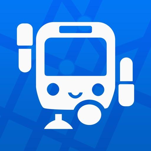 駅すぱあと 無料の乗換案内 - 時刻表・運行情報・バス経路検索