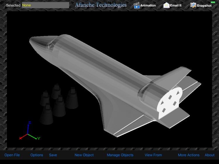 3MF Viewer for Pad screenshot-3