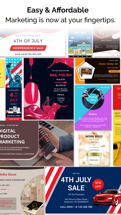 ad maker graphic creator by nirav alagiya