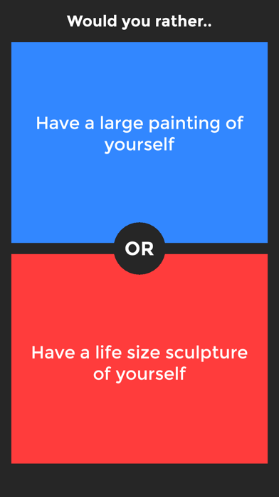 Either - You Would Rather?! free Resources hack