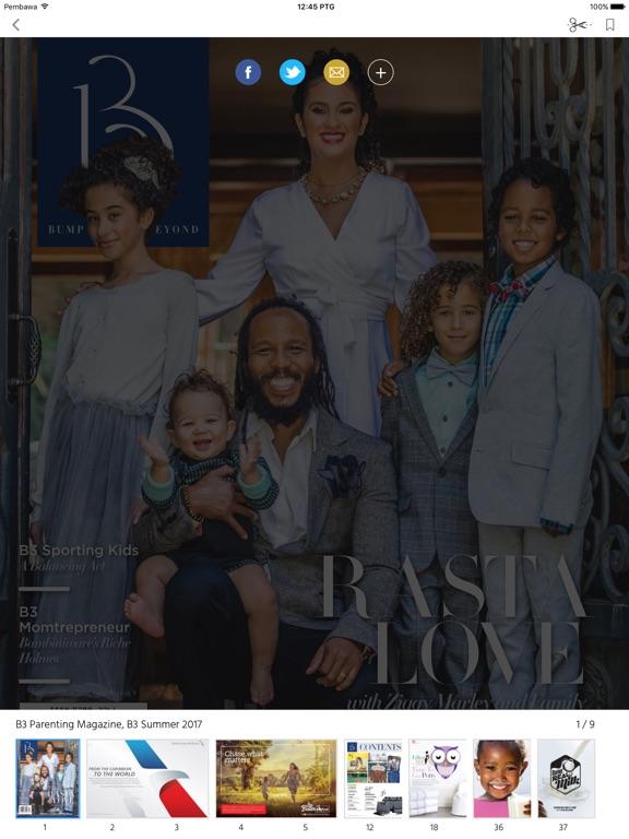 B3 Parenting Magazine screenshot 7