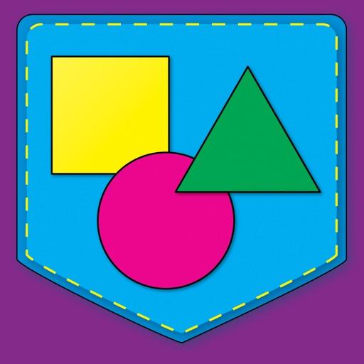 Pocket Charts! Shapes