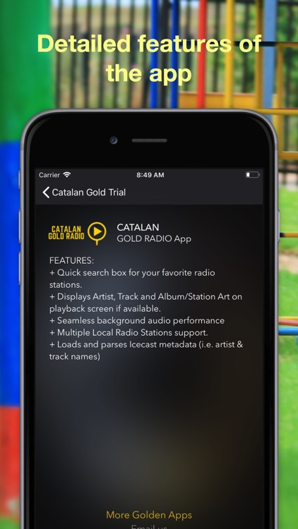 Catalan Gold Radio screenshot-3