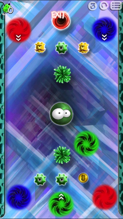 Get the Germs: Addictive Physics Puzzle Game