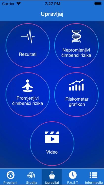 Stroke RiskoMeter CroatianLite screenshot-3