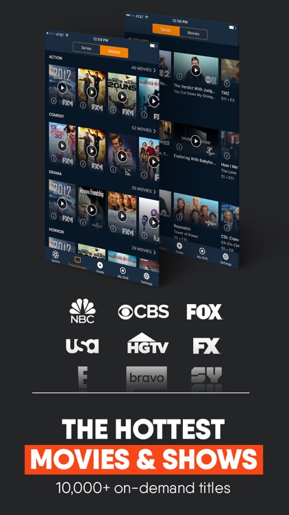 fuboTV: Stream Live Sports screenshot-3