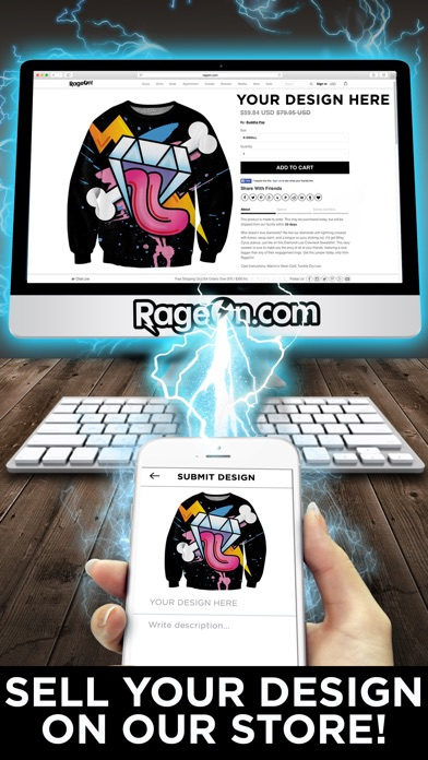 Download RageOn! for Pc