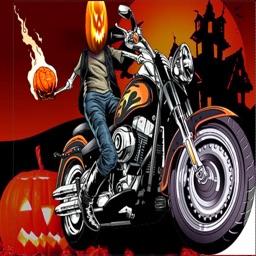motorcycle Rider adventure