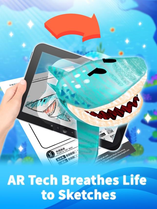 AR Ocean Saver