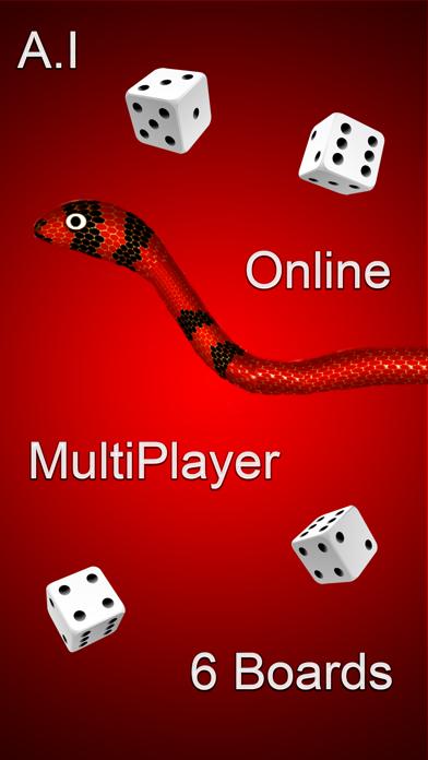Snakes & Ladders Online Prime screenshot one