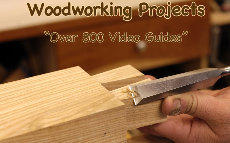 Woodworking Projects screenshot 1