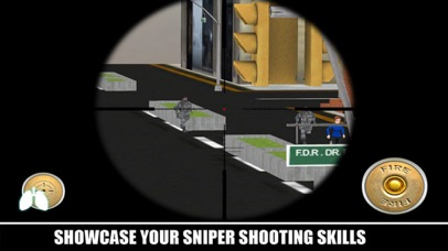 Duty of Snipers Street City screenshot 2