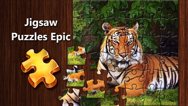 Jigsaw Puzzles Epic screenshot-0