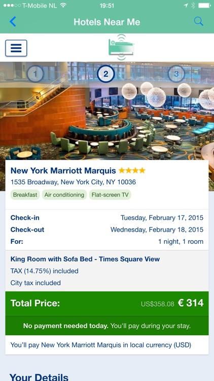 Hotels Near Me screenshot-3