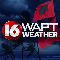 Hurricane Tracker 16 WAPT